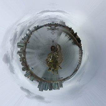 Vancouver, Canada, City, Building, Landscape
