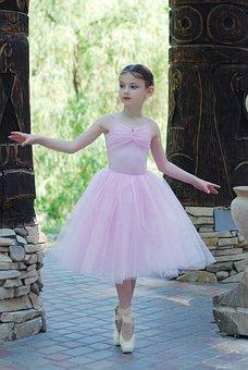 Ballet, Ballerina, Dance, Pointe Shoes, Dancer