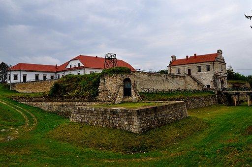 Zbarazh, Fortress, Ukraine