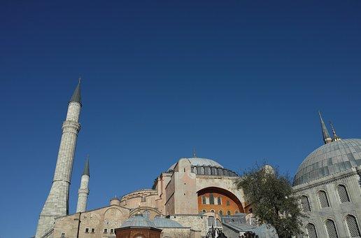 Hagia Sophia, Church, Jesus, Museum, Sultanahmet
