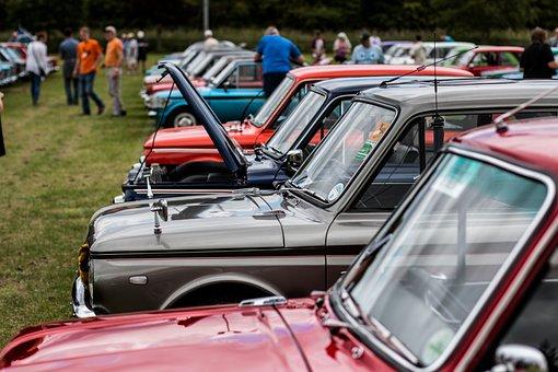 Hillman Imp, Classic, Car, Classic Car, Vintage