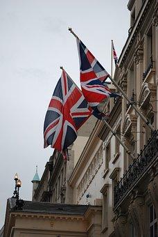 Trip, London, Flag, United Kingdom