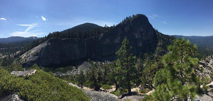 Lover's Leap, Rock Climbing, California, Granite