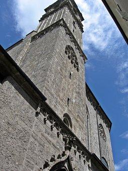 Salzburg, Tower, Window