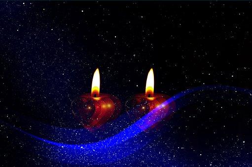 Candle, Advent, Second, Christmas Eve, Celebration