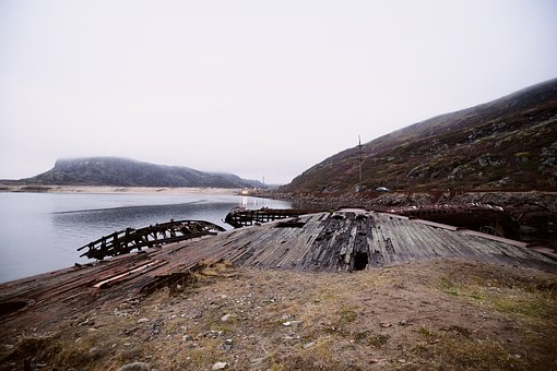 Graveyard Of Ships, Teriberka, Silence
