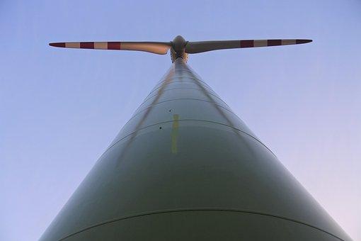 Pinwheel, Sky, Energy, Wind Power, Wind Energy