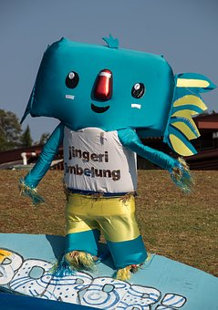 Mascot, Toy, Commonwealth Games, 2018, Gold Coast