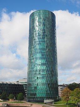 West Port Tower, Skyscraper, Gutleutviertel