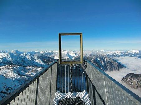 Alpine, Mountains, Snow, Nature, Landscape, Austria