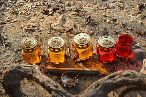 Oil Lamp, Autumn, Autumn Mood, Grief, Privacy, Sadness