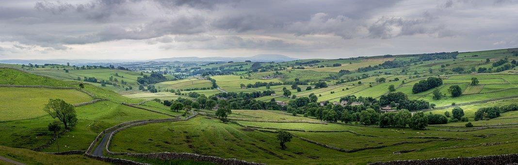 Malham, Yorkshire, Landscape, Yorkshire Dales