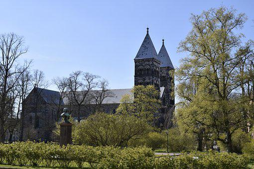 Church, Cathedral, Lund