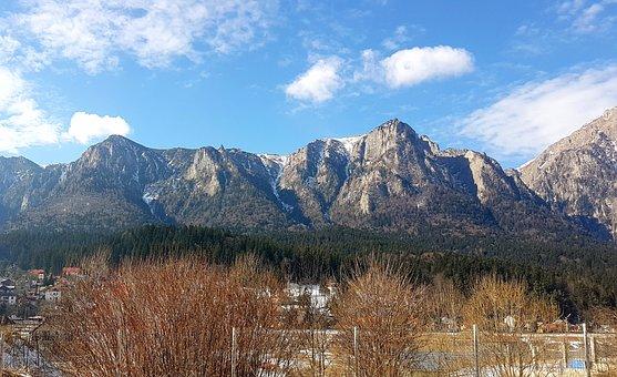 Romania, Mountains, Bucegi