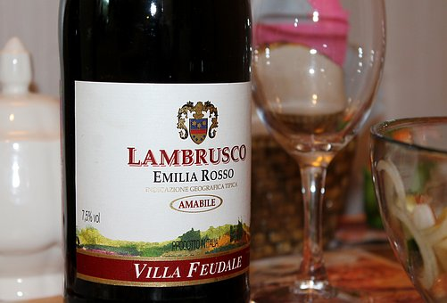 Lambrusco, Wine, Sparkling, Sparkling Wine, Red Wine