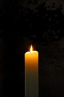 Church, Religion, Candle, Memory