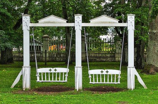 Swing, Garden Swing, Seat Swing, Swing Device, Outdoor