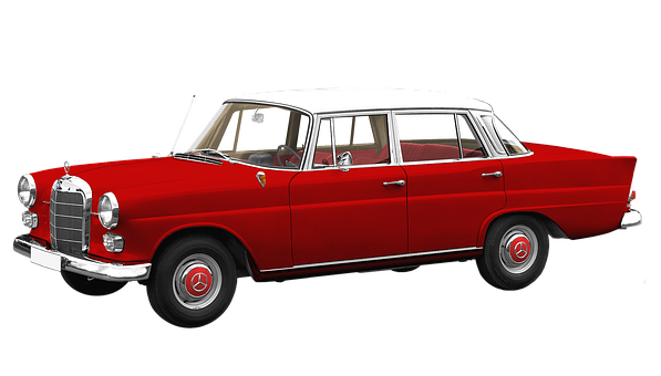 Mercedes Benz, 190d, Type W110, Model Years 1961-1965