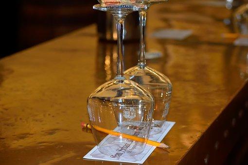 Wine Tasting, Glasses, Wine, Vineyard, Alcohol, Drink