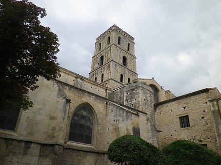 Arles, Cloister, Saint-trophime, 12th-14th Century
