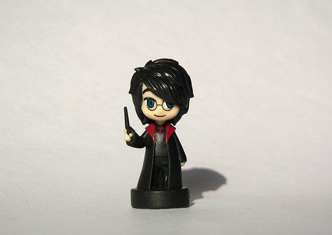 Harry Potter, Fantasy, Books, Character, Minimal, Saga