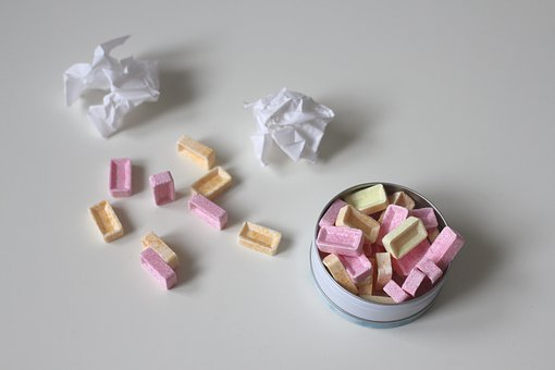 Candy, Candy Box, Sweet, Sweetness, Delicious, Nibble
