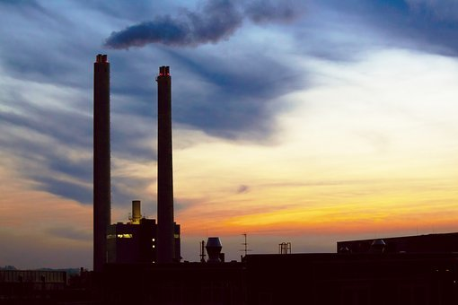 Industry, Pollution, Environment