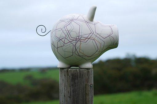 Piggy Bank, Savings, Future, Cash, Piggybank, Symbol
