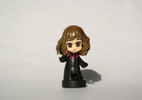 Hermione, Harry Potter, Fantasy, Books, Character