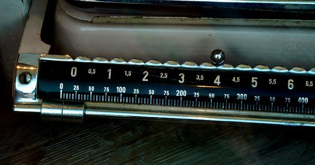 Horizontal, Old Scale, Weigh Out, Old, Weigh, Measure