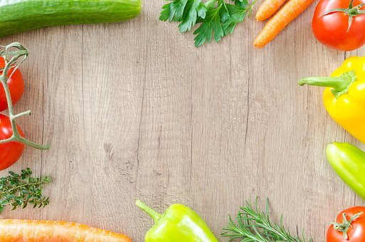 Table, Wood, Fresh, Organic, Healthy, Food, Vegetable