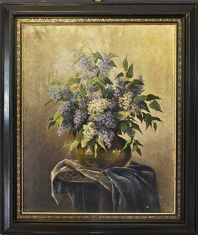 Image, Painting, Still Life, Picture Frame, Frame