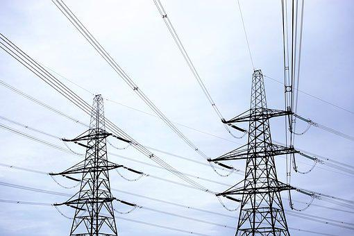 Power, Line, Pylon, Electricity, Energy, Electric