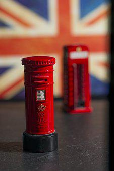 Flag, United Kingdom, England, Great Britain, London