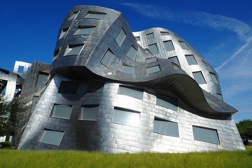 Las Vegas, Nevada, Usa, Home, Architecture, Metal