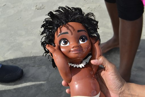 Toy, Baby, Black Doll, African American, Black Hair