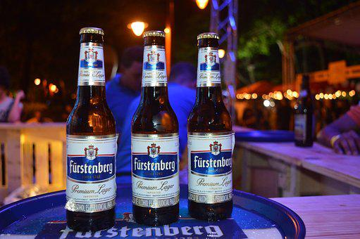 Beer, Frigobar, Crown, Birra