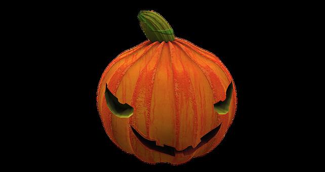 Pumpkin, Halloween, Autumn, Orange, Faces, Face