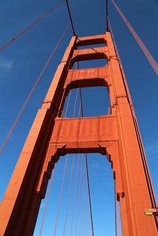 San Francisco, Golden Gate, Golden, Gate, Francisco