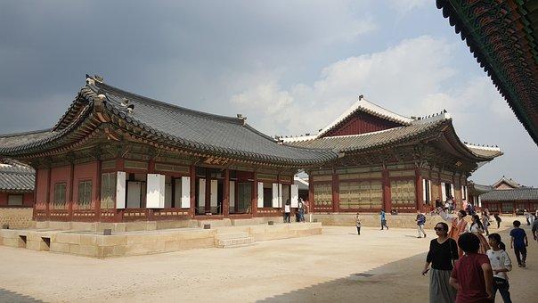Gyeongbokgung Palace Image