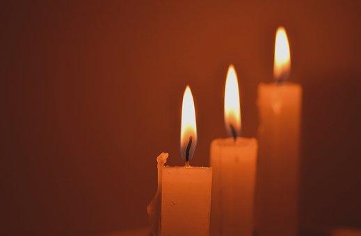 Hot, Sailing, Light, Heat, Flame, Prayer, Symbol