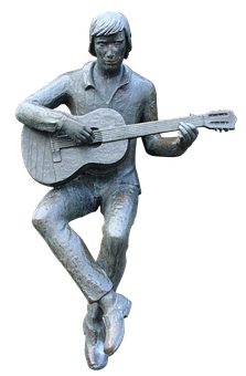 Guitar Player, Guitar, Instrument, Musician