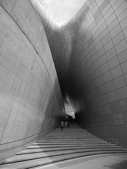 Dongdaemun, Architecture, Seoul, One, Korea