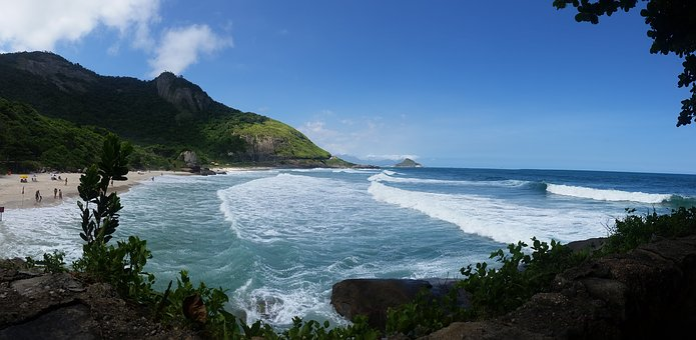 Prainha, Beach, Waves