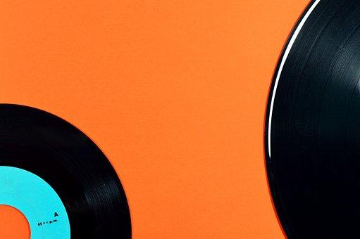 Background, Retro, Disk, Vinyl, Old, Music, Recording