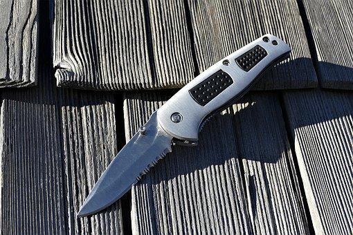 Jackknife, Blade, Sharp, Pocket Knife, Metal, Knife