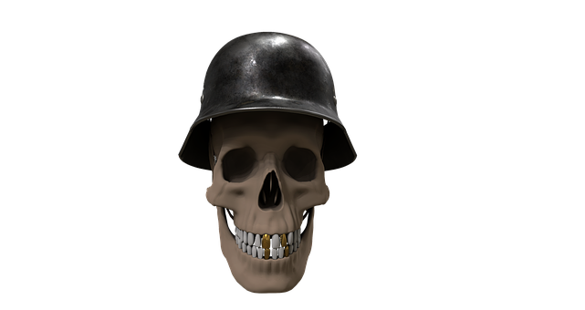 Skull And Crossbones, Helm, Hat, Skull, Bone, Death