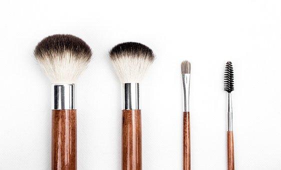 Brush, Makeup Brush, Makeup, Make Up, Beauty, Cosmetics