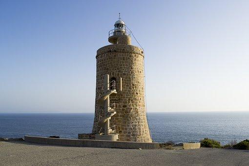 Camarinar Lighthouse, Lighthouse, Zahara Of The Tunas
