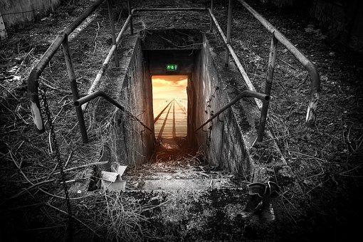 Emergency Exit, Exit, Escape Route, Web